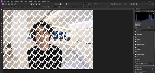 Patterns in Serif Affinity Photo