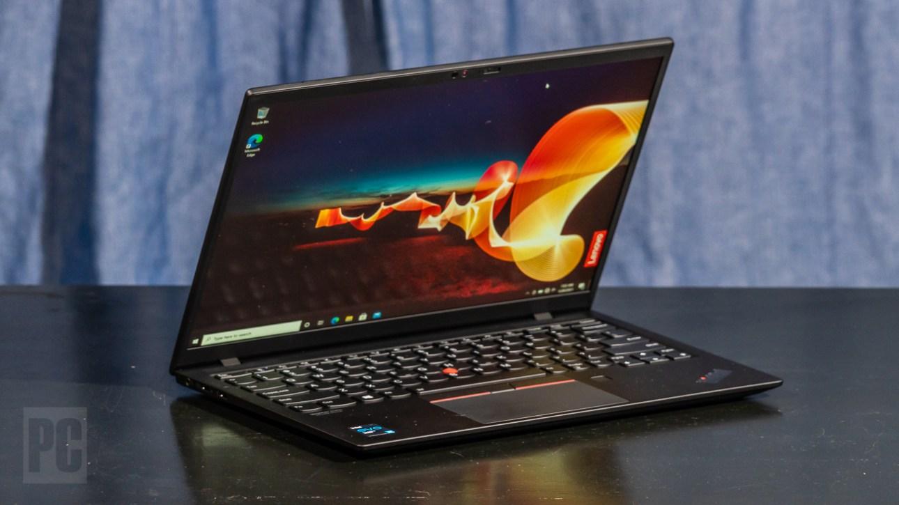 Lenovo ThinkPad X1 Nano левый угол