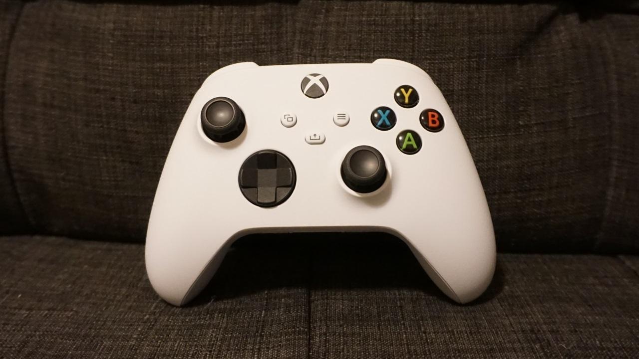 Контроллер Xbox Series S