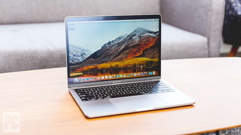 Apple MacBook Pro 13-Inch (2018, Touch Bar) Review   PCMag