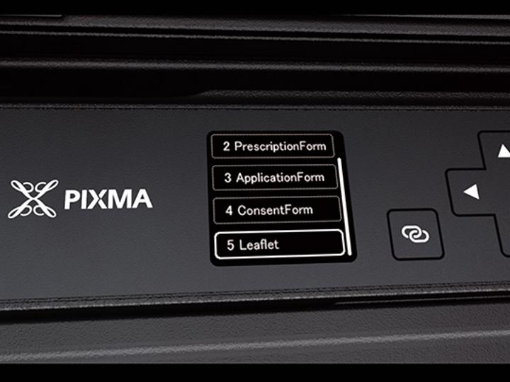 Шаблоны Canon Pixma TR150