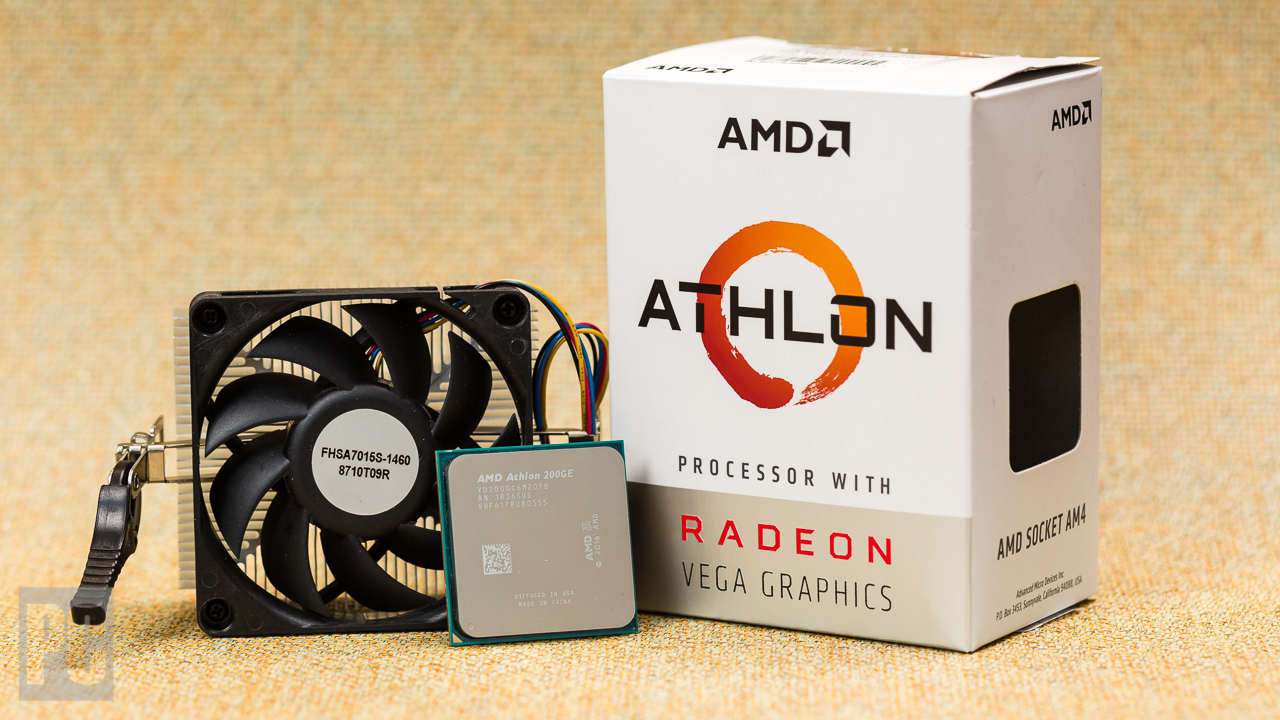 AMD Athlon 200GE-1