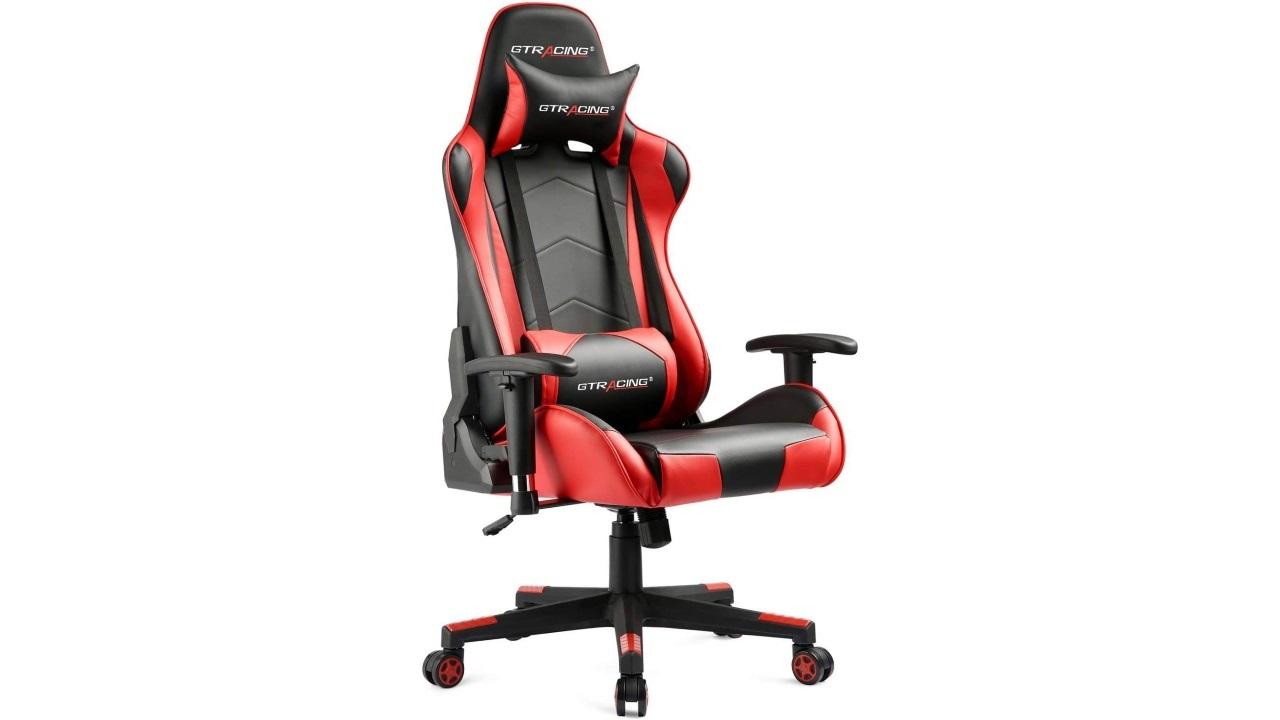 Игровое кресло GTRacing GT099 Pro
