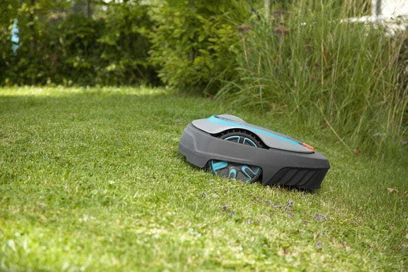 Роботизированная косилка Gardena Sileno City