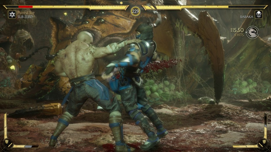 Mortal Kombat 11 (for PC) Review | PCMag