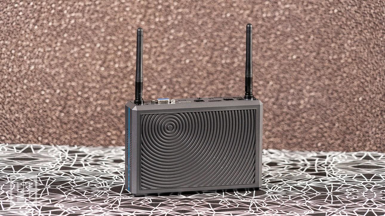 Azulle Byte4 Wi-Fi антенны