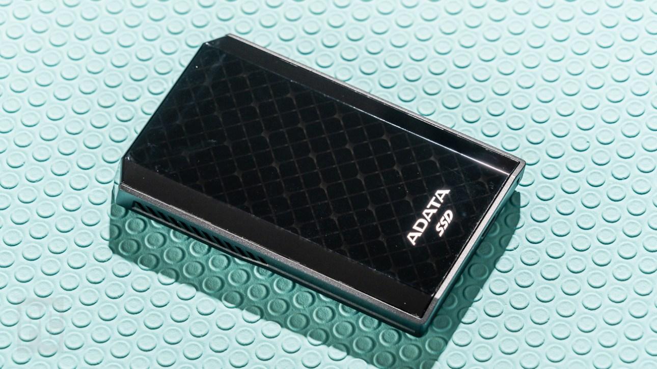 Внешний SSD ADATA SE900G