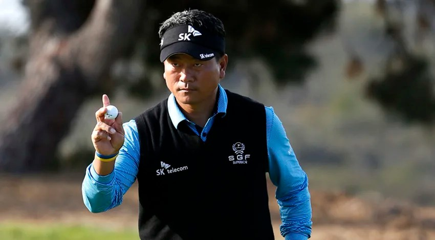 K.J. Choi has eight TOUR wins in his career. His last victory came at the 2011 PLAYERS Championship. (Sean M. Haffey/Getty Images)