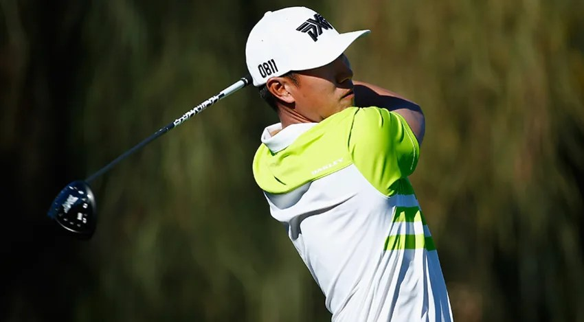 James Hahn tallied a 6-under 65 during Round 2 of the Waste Management Phoenix Open. (Scott Halleran/Getty Images)