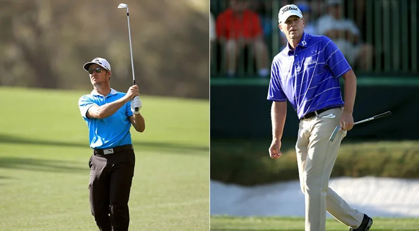 MacKenzie and Stricker are both 5-under par heading into the weekend. (Sam Greenwood/Getty Images)