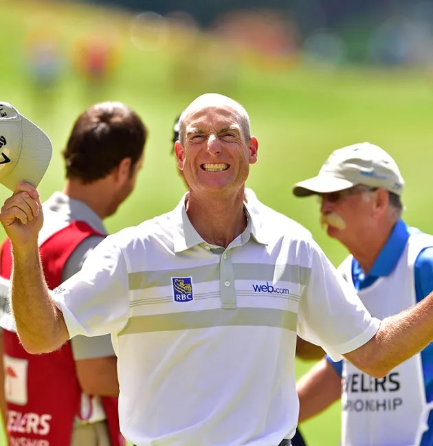 Furyk shoots historic 58