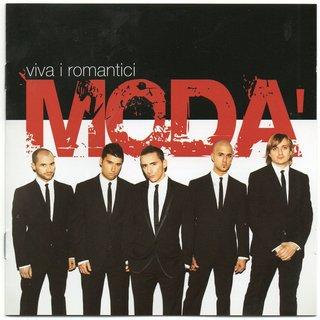 Modà – Viva i romantici (2011)
