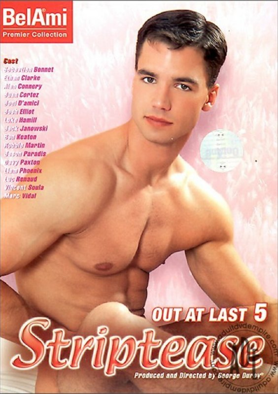 Out at Last 5: Striptease (Bel Ami)
