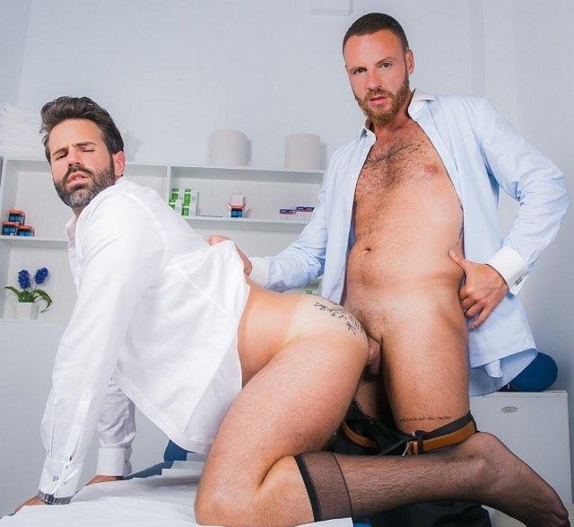 Doctor's Examination: Dani Robles, Leo Rosso