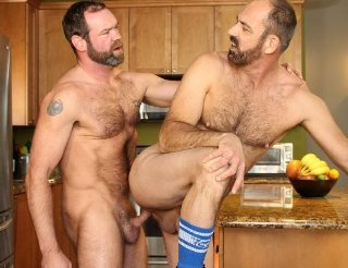 Whipping Up Creampie: Topher Phoenix & Trace Leches