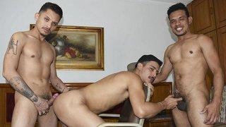 Gravando Amador: Anthony Maceio, Jota Ce and Serginho