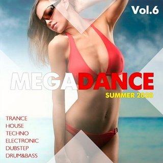 Mega Dance Summer Vol. 6 (2020)