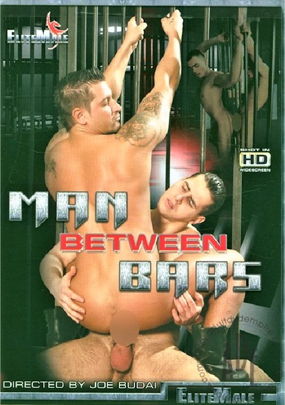 Man Between Bars