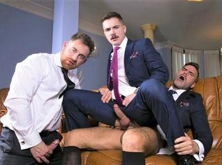 Suited Hustler: Austin Sugar, Jonas Jackson, Manuel Skye