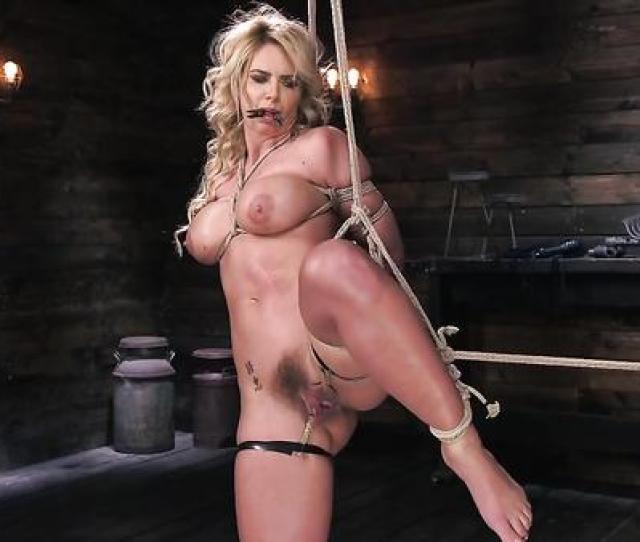 Bondage Porn Big Tits Mature Woman Phoenix Marie In Fetish Video