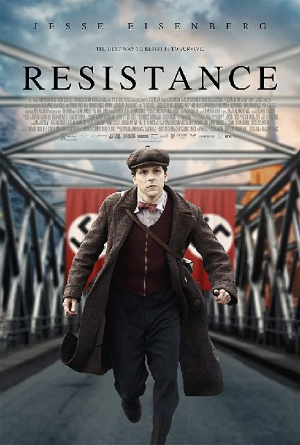 Resistance 2020 Movie Poster