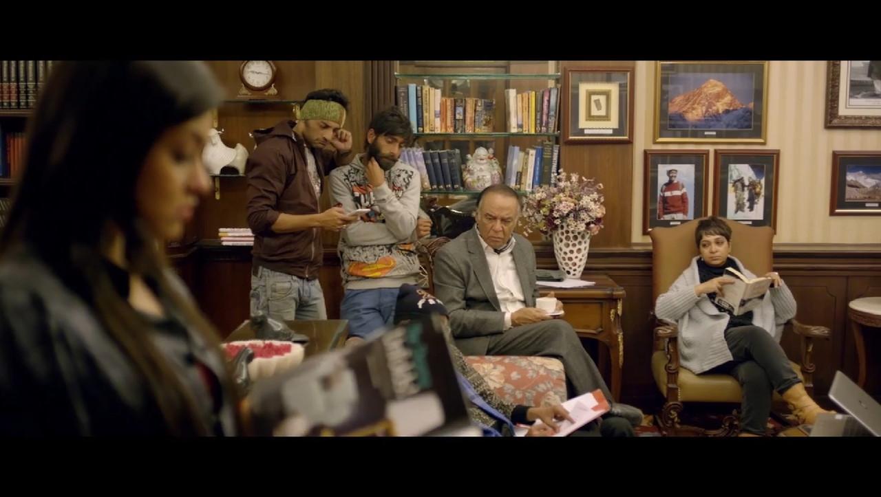 Chhaya O Chhobi Movie Screenshot
