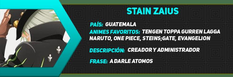 Stain Zaius