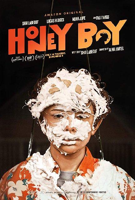 Honey Boy 2019 Movie Poster