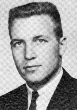 Dick Cheney during 1964, the time he was studying in University of Wyoming