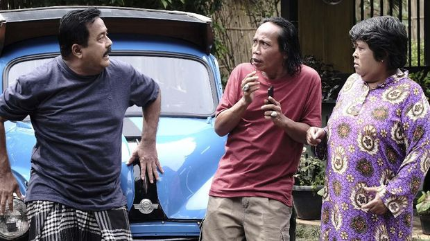 Review Si Doel The Movie 2