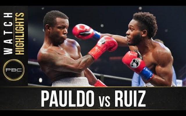 Free PBC Fight Night 29 08 2020