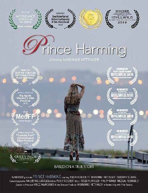 Prince Harming 2019 Movie Poster