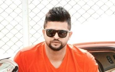 Suresh Raina, Img Src:CricTracker