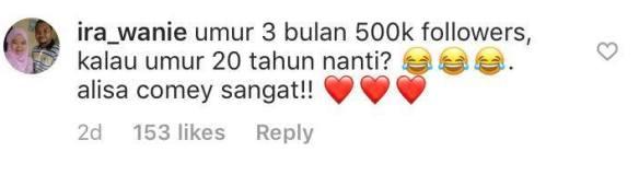 instagram alisa aisyah