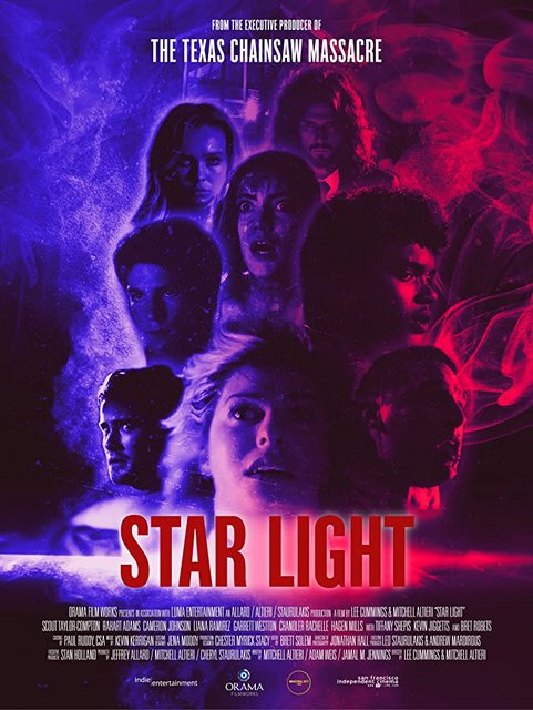 Star Light 2020 Movie Poster