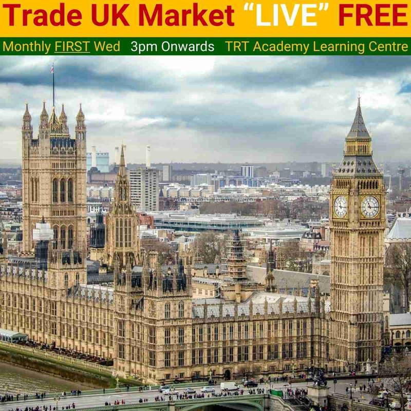 "11 January 2017 – Trade UK Market ""LIVE"" FREE"
