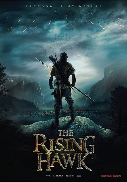 The Rising Hawk 2019 Movie Poster