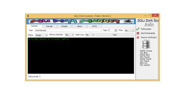 SQLi Dork Scanner + Dork list 2021