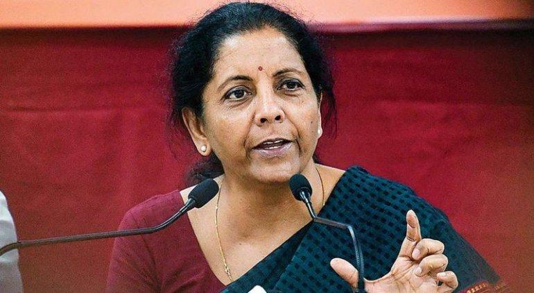 केंद्र ने 2.65 लाख करोड़ रुपये के कोविद -19 प्रोत्साहन पैकेज की घोषणा की