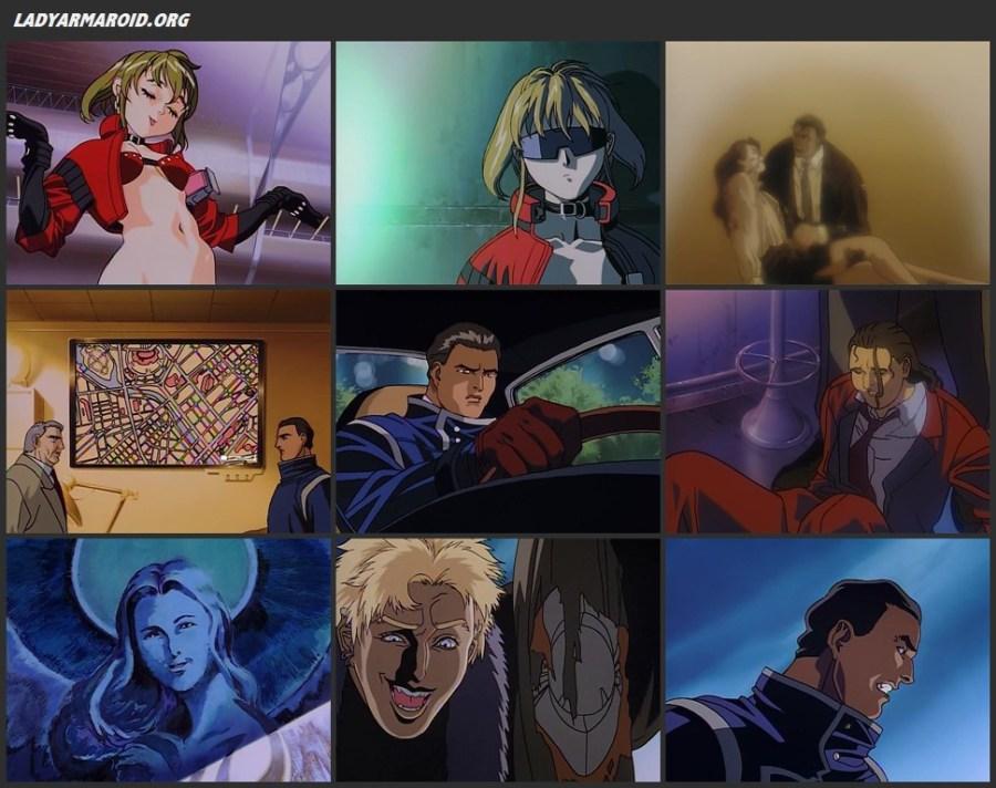 Armitage III OVA - 4/4 [JAP. ESP. Sub. ESP] 5