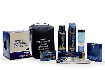 Park Avenue Luxury Grooming Collection, creative gift ideas for him india