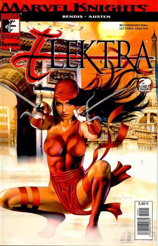 Elektra Volumen 2 [35/35] Español | Mega