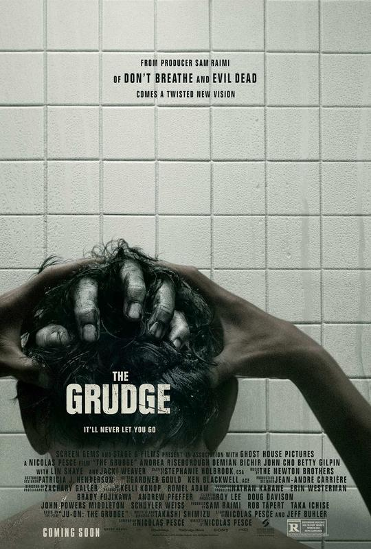 Trailer Perdana The Grudge