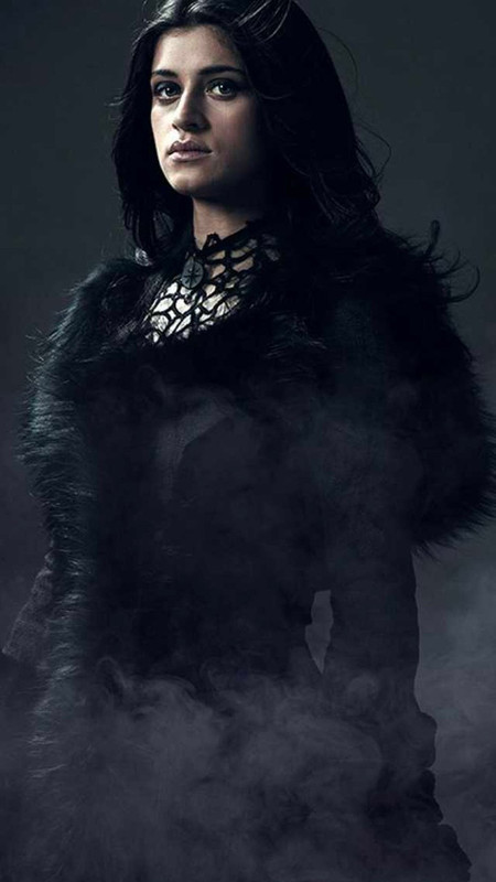 Poster Karakter The Witcher