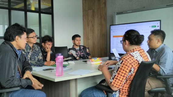 Rapat finalisasi open submission
