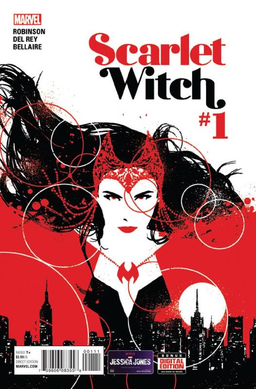 Scarlet Witch Volumen 2