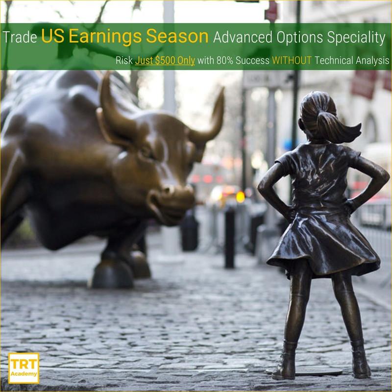 14 January – Trade US Earnings Season Advanced Options Speciality