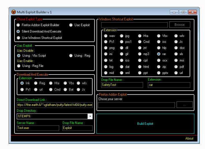 multi exploit
