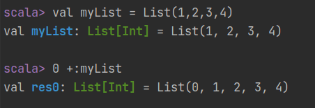 Collections in Scala