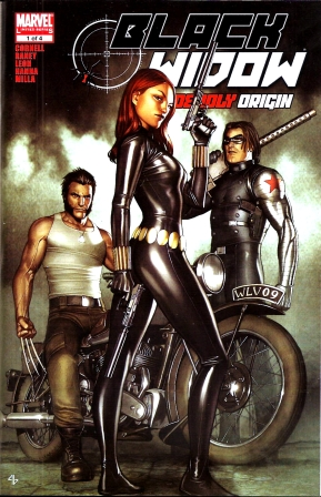 Black Widow Deadly Origin [4/4] Español